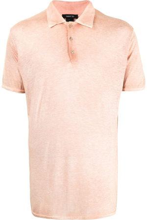 AVANT TOI Gradient-effect polo shirt