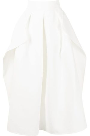 MATICEVSKI Pleated midi skirt