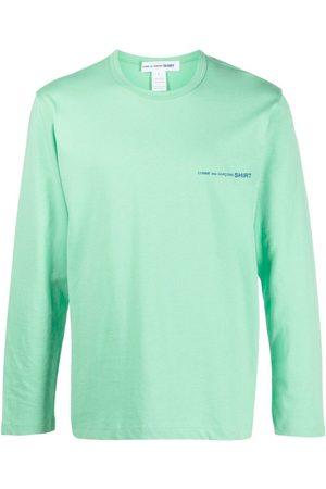 Comme des Garçons Longsleeved cotton T-shirt