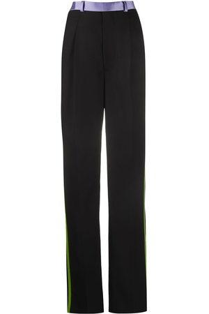 Haider Ackermann Women Trousers - Bondi stripe detail trousers
