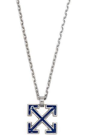 OFF-WHITE Enamelled Arrows pendant necklace