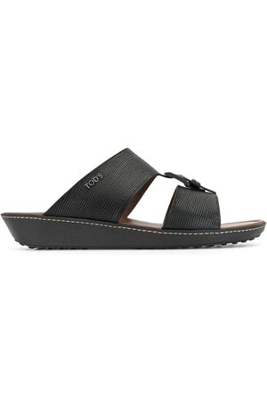Tod's Buckled cut-out sandals