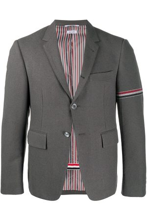 Thom Browne RWB engineered blazer - 025 DARK