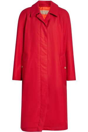 Burberry Single-breasted rain coat