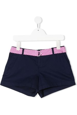 Ralph Lauren Striped belt shorts