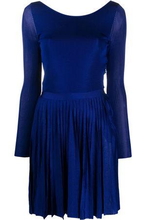 Dior 2000s pleated dress
