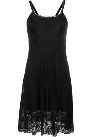Dior 2000s pre-owned lace dress