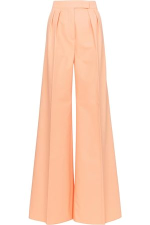 Max Mara Sabbia cotton gabardine pants