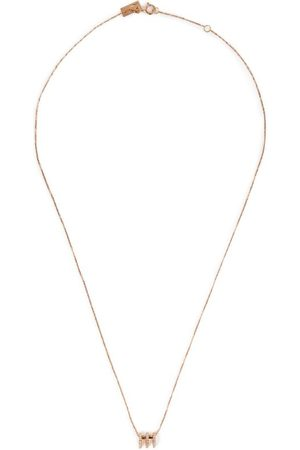 Vanrycke Rose Gold and Diamond Charlie Necklace
