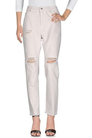 Gotha Women Trousers - DENIM - Denim trousers