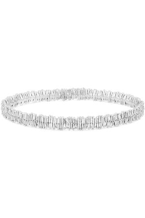 Suzanne Kalan Gold and Diamond Fireworks Choker Necklace (One Size)