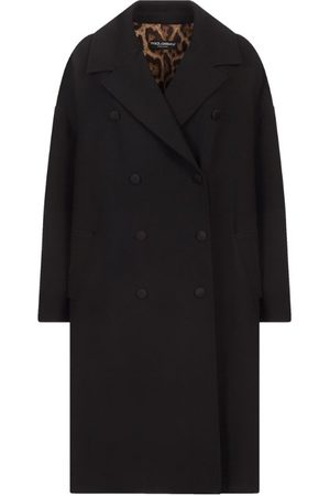 Dolce & Gabbana Oversized Double-Breasted Coat