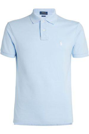 Polo Ralph Lauren Cotton Mesh Slim-Fit Polo Shirt