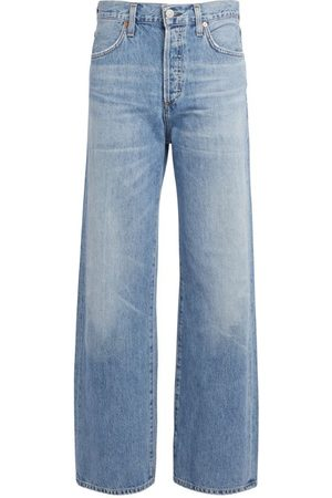 Citizens of Humanity Flavie Wide-Leg Jeans