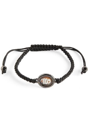 Amedeo Snake Macramé Bracelet