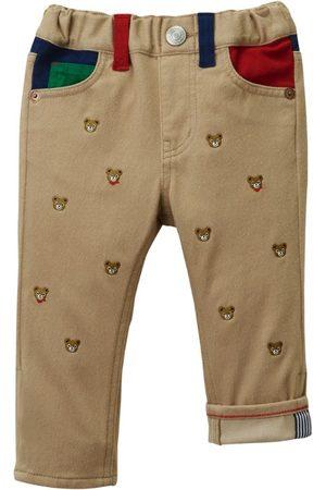 Miki House Teddy Bear Jeans (1-7 Years)