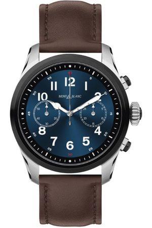 Mont Blanc Stainless Steel Summit 2 Smartwatch 42mm