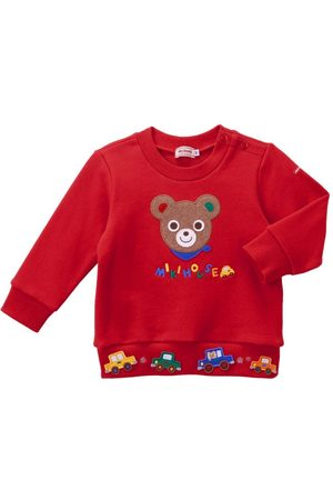 Miki House Cotton Bear Sweatshirt (1-7 Years)