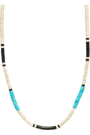 Mikia Heishi Beaded Necklace