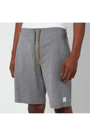 Paul Smith Men Shorts - Men's Jersey Organic Cotton Drawstring Shorts