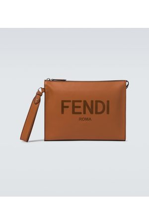 Fendi Leather pouch