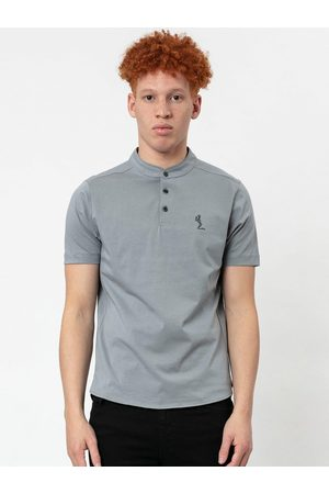 Religion Orson Baseball Collar Polo Shirt