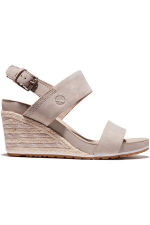 Timberland Capri sunset wedge sandal for women in , size 3.5