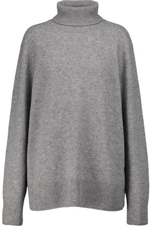 The Row Women Turtlenecks - Stepny wool and cashmere turtleneck sweater