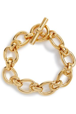 Tilly Sveaas Women Bracelets - 18kt -plated chain bracelet