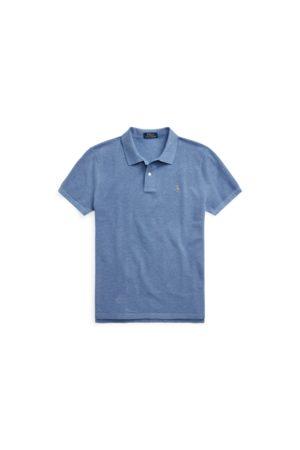 Polo Ralph Lauren Men Polo Shirts - Custom Slim Fit Mesh Polo Shirt