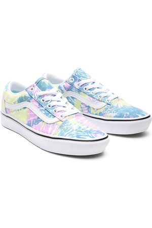 Vans Tie Dye Comfycush Old Skool Shoes