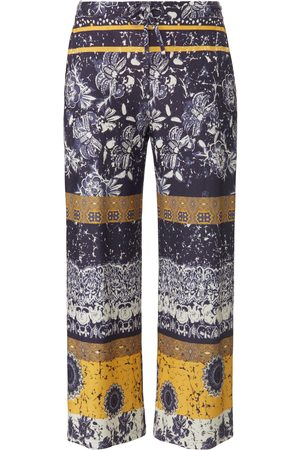 Green Cotton Ankle-length trousers in 100% cotton size: 12
