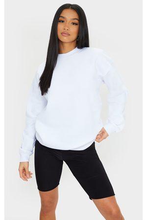 PRETTYLITTLETHING Women Sweatshirts - Petite Ultimate Oversized Sweater
