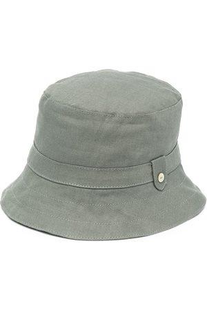 adidas Dropped-brim linen hat