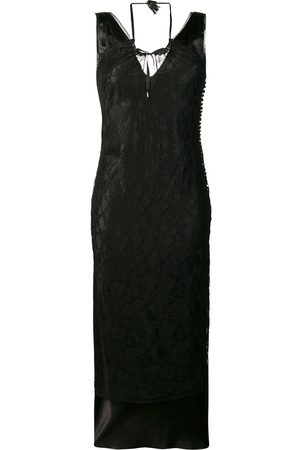 Christian Dior Women Dresses - 2000s pre-owned double layered long dress