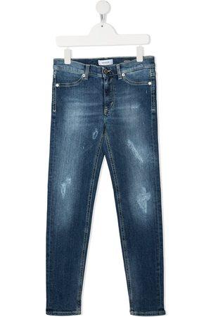 DONDUP KIDS Girls Slim - Slim faded jeans