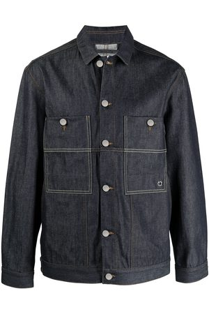 Etudes Guest denim chore jacket