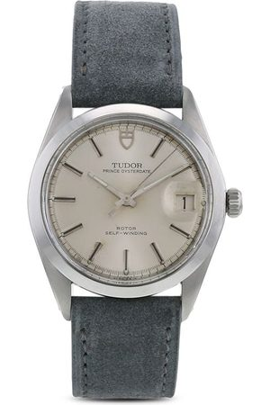 TUDOR Men Watches - 1970 pre-owned Prince Oysterdate 34.5mm