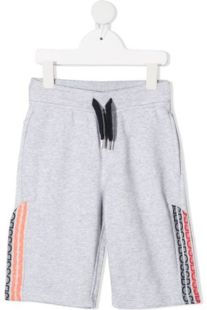 HUGO BOSS Boys Trousers - Logo print track pants