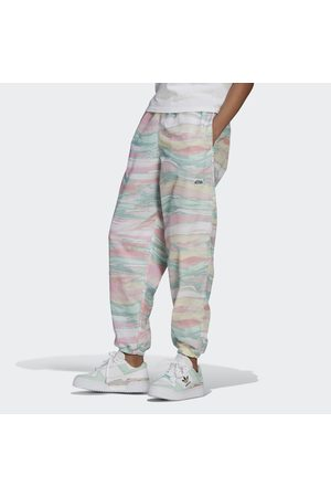 Adidas Women Trousers - R.Y.V. Tracksuit Bottoms