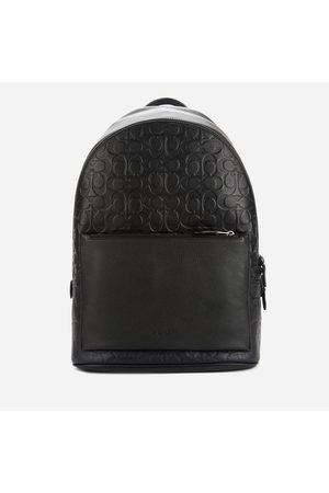 Coach Men's Metropolitan Soft Backpack in Signature Pebble Leather