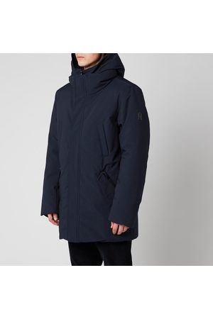 Mackage Men's Edward Down Coat With Removable Hooded Bib