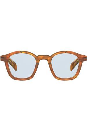 DB EYEWEAR BY DAVID BECKHAM Db Round Acetate Sunglasses