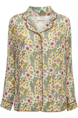 Underprotection Rania Printed Pajama Shirt