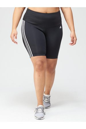 adidas Plus 3-Stripes Cycling Short