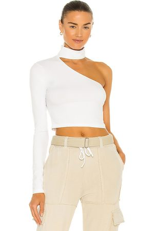 Cotton Citizen The Brisbane Cutout Turtleneck Top in . Size M, S, XS.