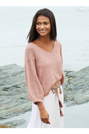 Peruvian Connection Sand Dune Pullover