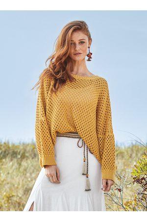 Peruvian Connection Sebago Pima Cotton Pullover