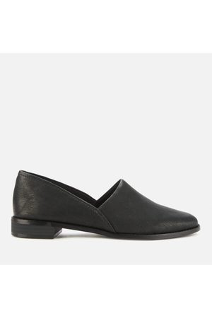 Women Flat Shoes - Clarks Women's Pure Easy Leather Flats