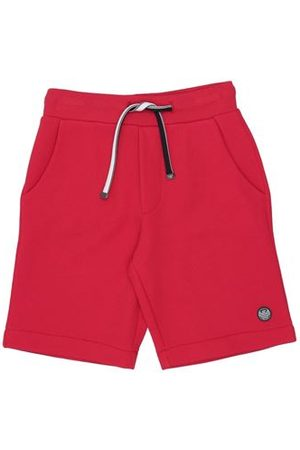 Emporio Armani Boys Bermudas - TROUSERS - Bermuda shorts